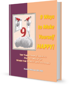 9 Ways to Make Yourself Happy